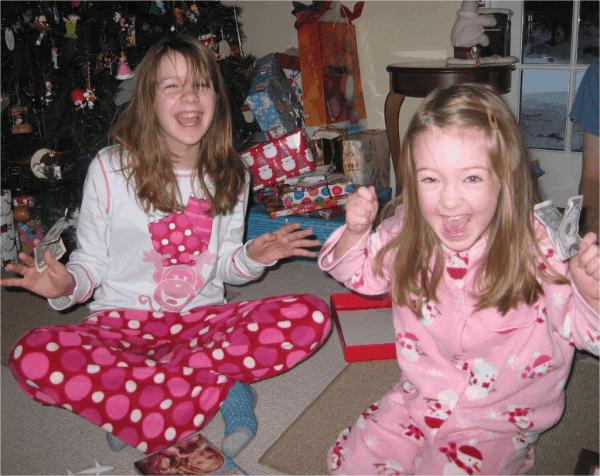 Christmas Reveal 2008