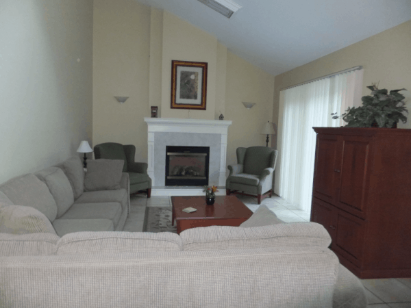 Prince Edward Island-Kindred Spirits Living Area