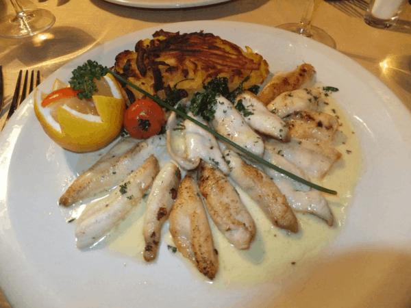 Switzerland-Geneva-Lunch at Hôtel Les Armures