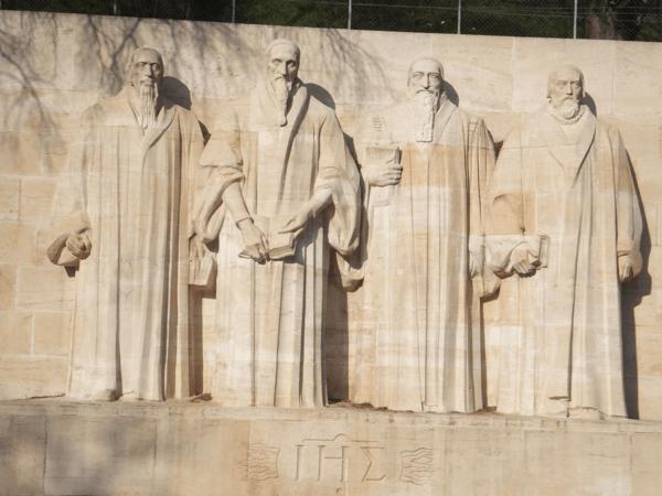 Reformation Wall-Geneva-Switzerland