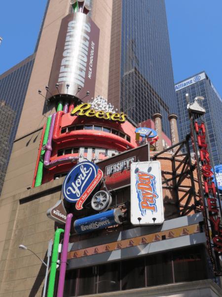 Hershey's World-New York City