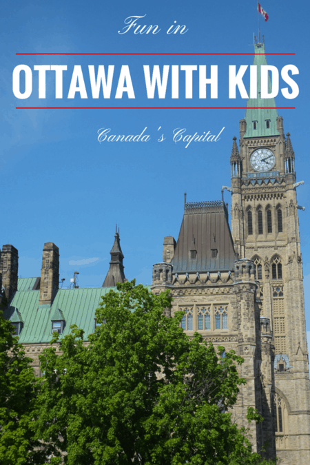 Ottawa with Kids - Gone with the Family