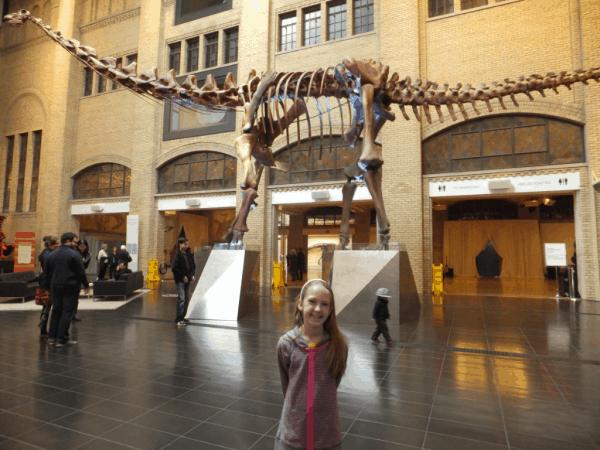 Toronto-Royal Ontario Museum-dinosaur