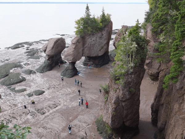 Hopewell Rocks, New Brunswick