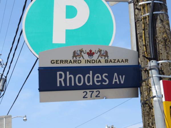 Toronto-Gerrard Indian Bazaar
