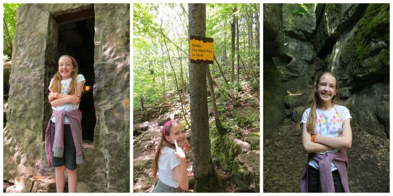 Scenic Caves Collage