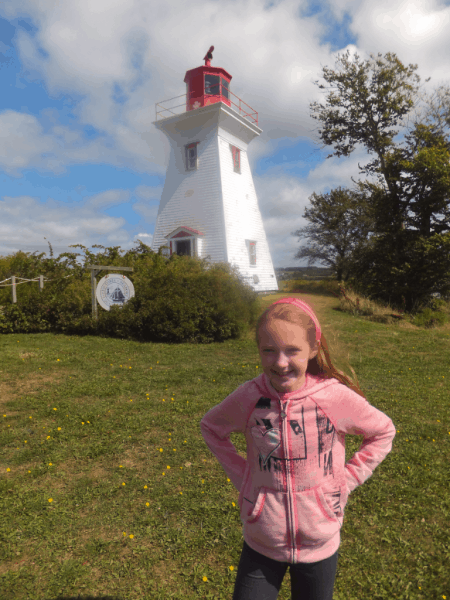 Prince Edward Island-Lighthouse in Victoria-by-the-Sea