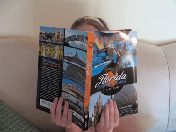 Reading Florida Theme Parks by Alex Miller