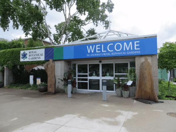 Royal Botanical Gardens, Burlington, Ontario