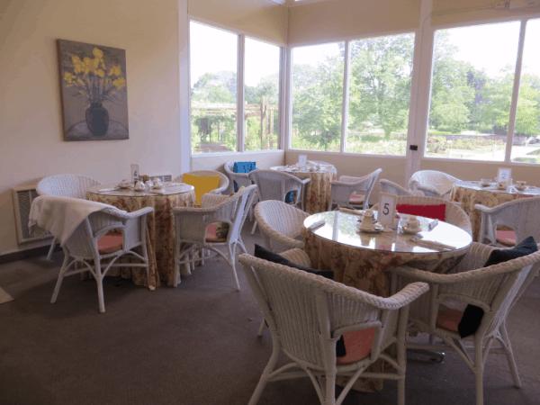 Tea House at Turner Pavilion - Royal Botanical Gardens