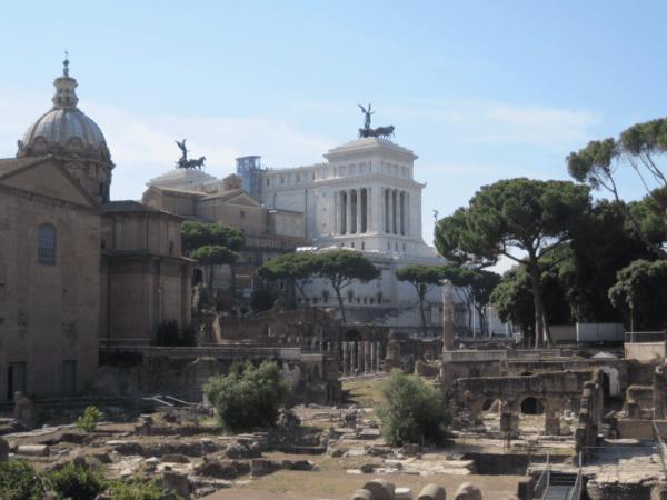 Rome-Roman Forum