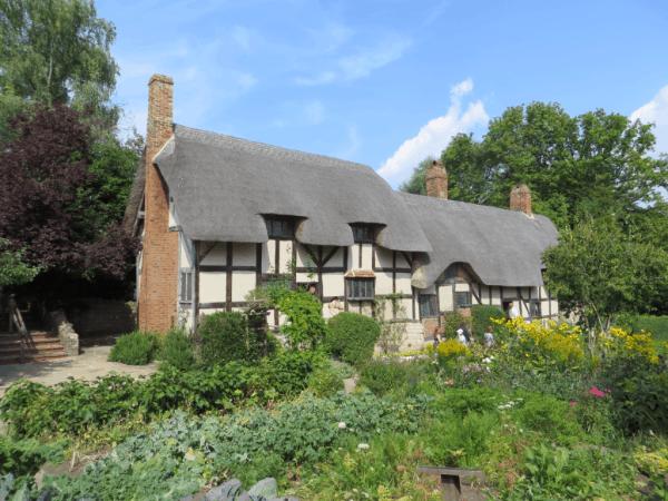Stratford-Upon-Avon Anne Hathaway's House