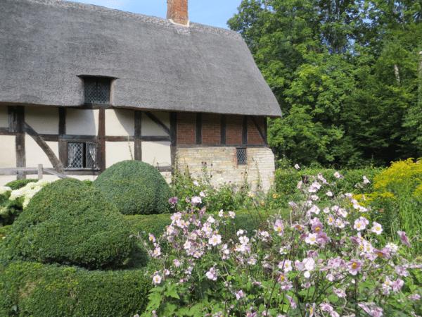 Stratford-upon-Avon- Anne Hathaway's Cottage