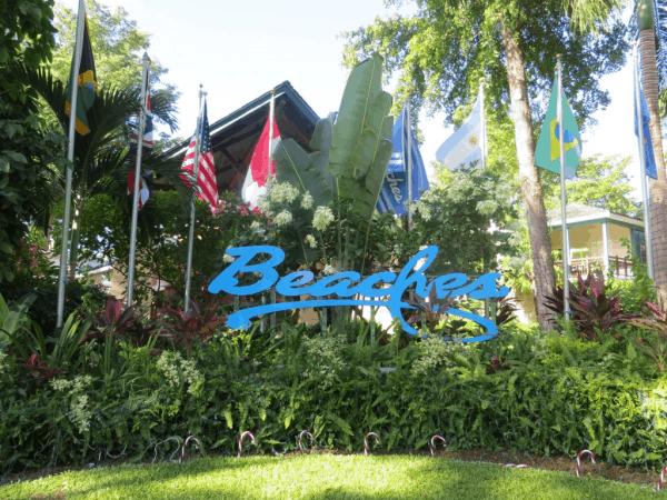 Beaches-Resort-Negril-Jamica-entrance