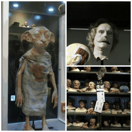 Warner-Bros-Studio-Tour-London-Creature-effects-collage
