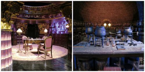 Warner-Bros-Studio-Tour-London-Snape-Umbridge-collage