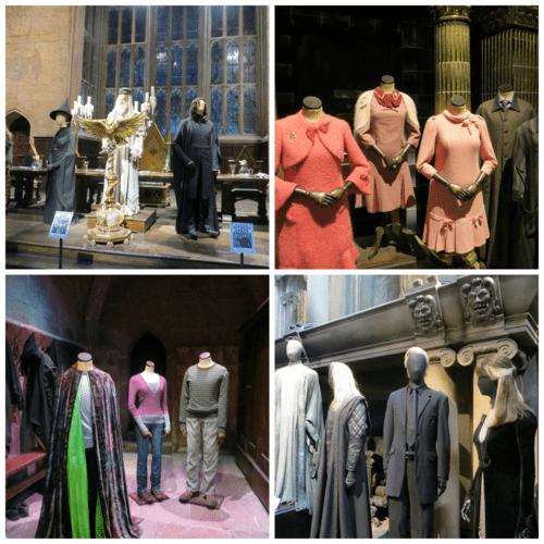 Warner-Bros-Studio-Tour-London-costume-collage