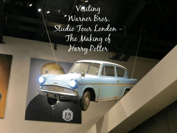Tips for visiting Warner Bros. Studio Tour London - The Making of Harry Potter