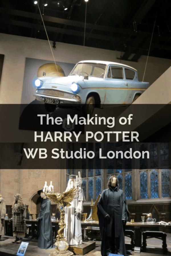 The Making of Harry Potter - Warner Bros. Studio Tour London | Gone with the Family