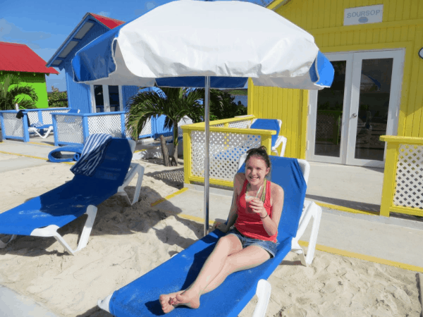 Bahamas-Princess-Cays-relaxing-at-beach-bungalow