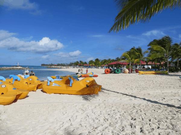 Bahamas-Princess-Cays-beach-activities