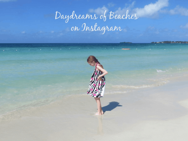 Daydreams of Beaches on Instagram