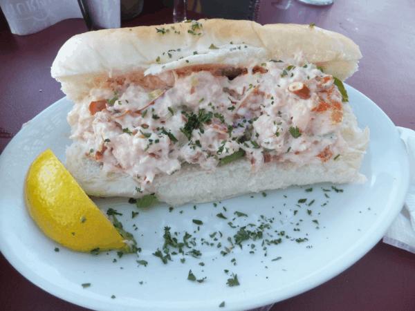 Halifax-Nova Scotia-Lobster Roll