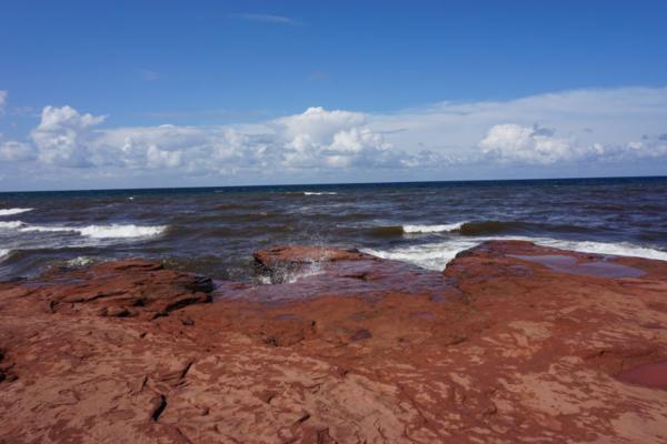 Prince edward island national park-cavendish region-ocean lookout