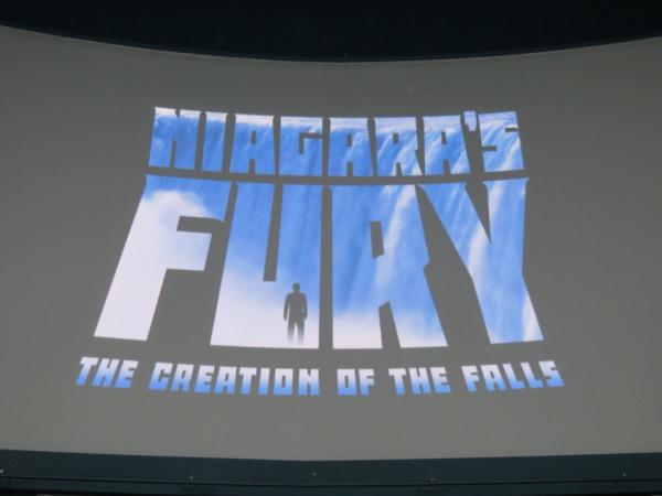 Niagara falls-niagara's fury