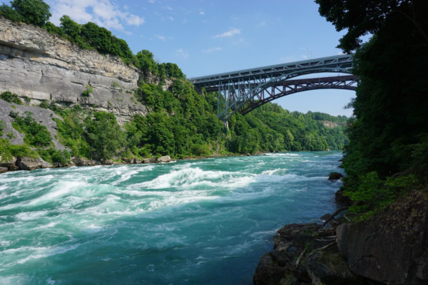 Niagara falls-white water walk