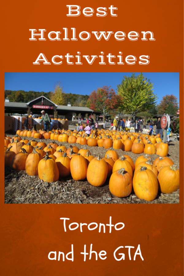 Best Halloween Events and Activities for Families in Toronto and the GTA from Gone with the Family