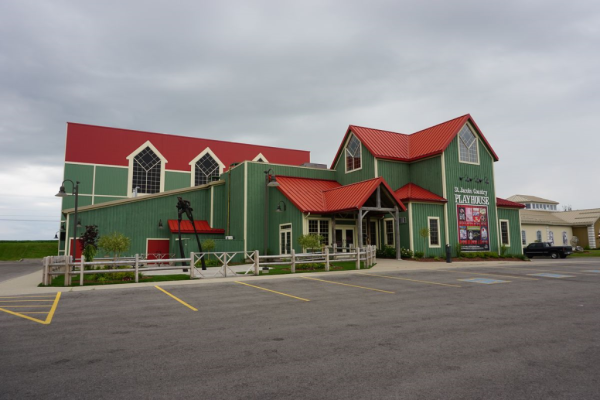 St jacobs country playhouse