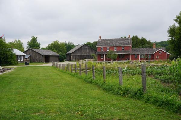 Waterloo region museum-doon heritage village