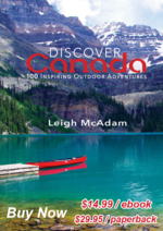 Discover Canada by Leigh McAdam