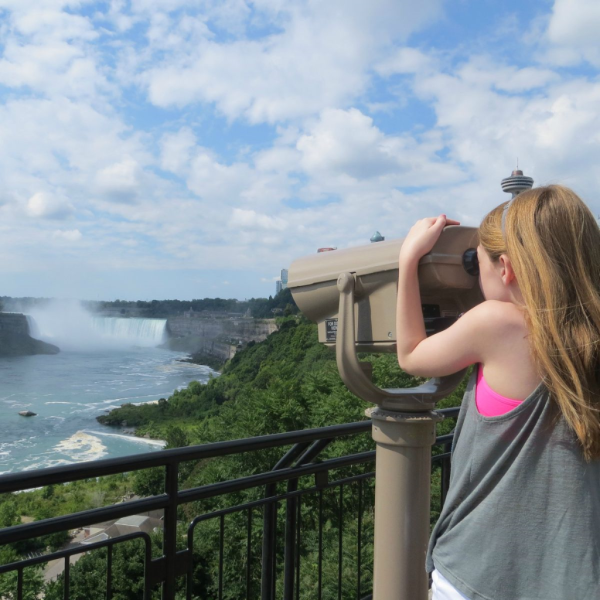 Niagara falls-viewing falls-instagram-july 2014