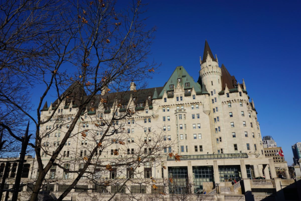 Ottawa-chateau laurier