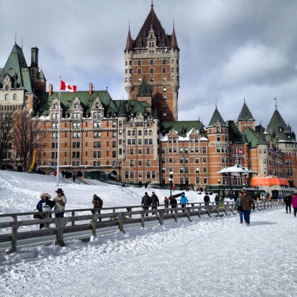 Quebec City-instagram-feb 2014