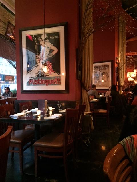 New york city-broadway district-thalia restaurant