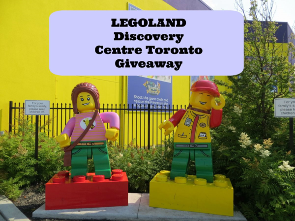 LEGOLAND Discovery Centre Toronto-Family 4 Pack Ticket Giveaway-Gone with the Family