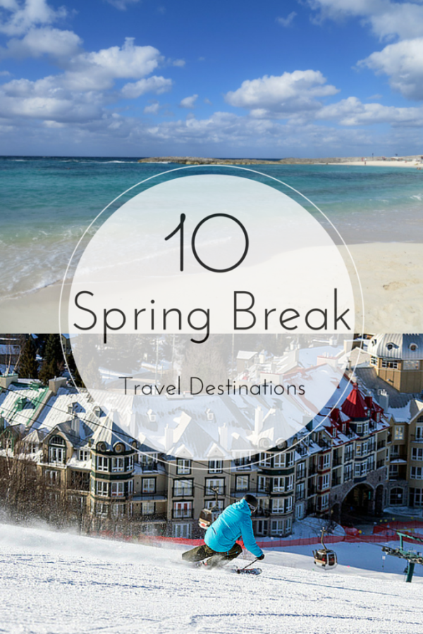 10 Spring Break Travel Destinations-Gone with the Family