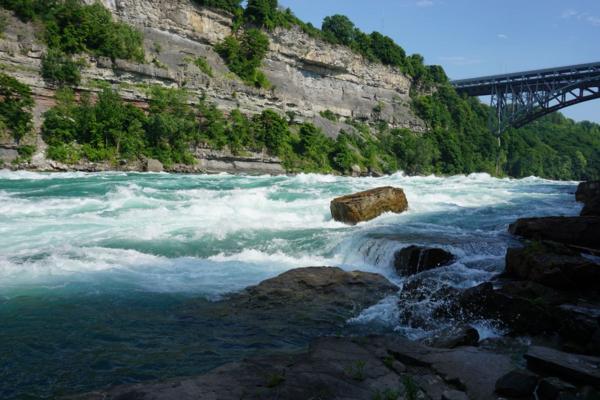 Canada-fun things to do in niagara falls-white water walk