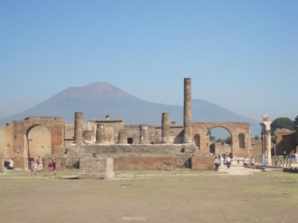 Italy-Pompeii