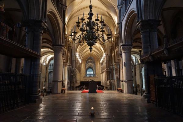 England-canterbury cathedral-thomas beckett memorial