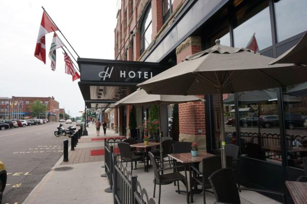 Prince edward island-charlottetown-holman grand hotel
