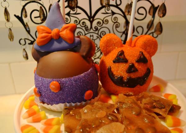 Disneyland-Spooktacular Treats
