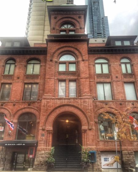 Elmwood Spa-Toronto-building exterior
