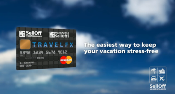 SelloffVacations MasterCard