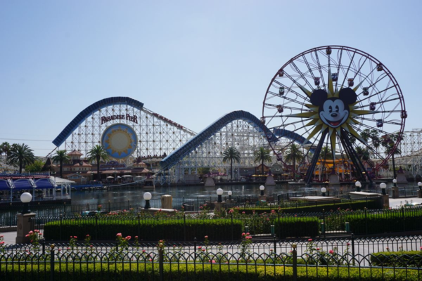Disneyland-california adventure-paradise pier