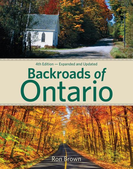 Backroads of Ontario-book cover