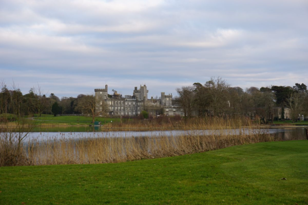 Ireland-Dromoland Castle-from driveway